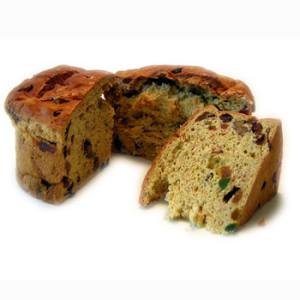 pan dulce para celíacos y diabéticos