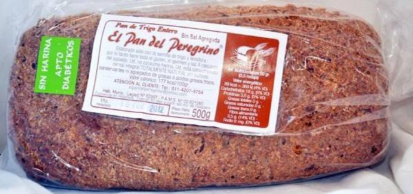 Pan del peregrino diabeticos