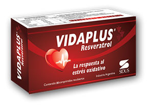 Vidaplus Resveratrol