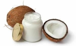 Mascarilla exfoliante de coco