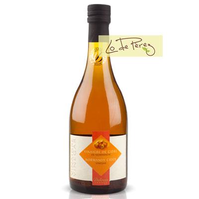 vinagre de sidra de manzana Lo de Pérez