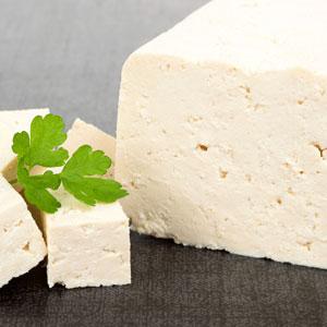 Tofu Soyana vegano